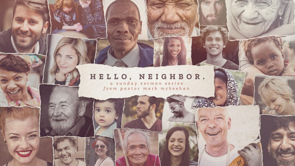 Hello Neighbor, Part 1